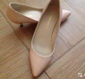 Новые туфли, р-р 35
