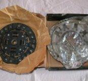 Корзина+диск сцепления на Опель астра G 16V 1.6
