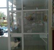 Холодильная камера со сплит системой