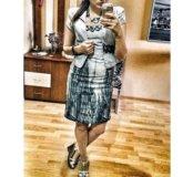 Костюм (платье, пиджак)