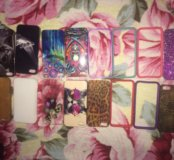 Чехлы/бамперы iphone 5/5s