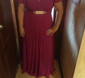 Продам платье р-р 56-58