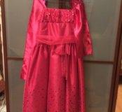 Платье для девочки (7-8 лет)