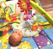 Коврик игрушки кенгуру набором