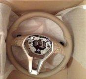 Руль на Mercedes-Benz
