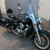 Мотоцикл Kavasaki Vulkan Nomad 1600 2005 г.в.