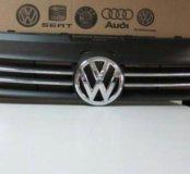 Решетка радиатора на Volkswagen Polo Sedan