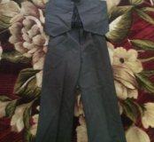 Костюм и рубашки на мальчика