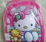 Детский новый рюкзак