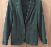 Пиджак Esprit свободного кроя