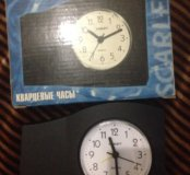 Часы кварцевые новые