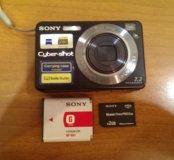Фотоаппарат Sony Cyber-Shot DSC-W115