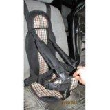 Автомобильное кресло бескаркасное