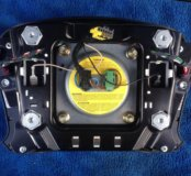 Подушка безопасности airbag с кнопками для bmw e53
