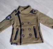 Пальто р.100