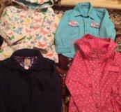 Одежда для девочки на рост 98-110