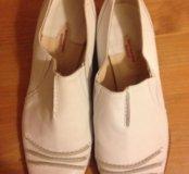 Туфли женские, р35, Италия, натуральная кожа,