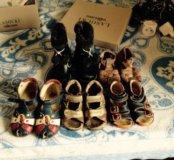 Обувь от 21-24 размера