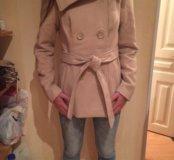Пальто в хорошем состоянии размер 44