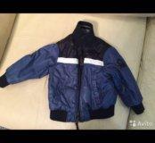 Куртка двусторонняя Benetton