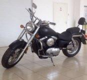 Мотоцикл кавасаки вулкан 1500