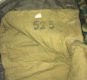Тёплые военные штаны