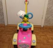 Машина для маленьких принцесс