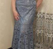 Шикарное вечернее платье бренд Tok collection!