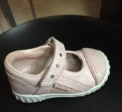 Туфельки для девочки Ecco