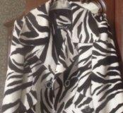 Пиджак почти новый