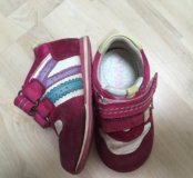 Ортопедические осенние кроссовки