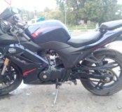 Мотоцикл Johnny Pag Falcon 320i