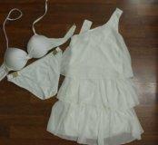 Платье и купальник, все новое