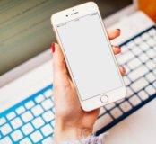 Дисплей iPhone, замена, стекло защитное в подарок