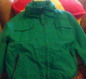 Куртка детская ветровка