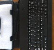 Чехол клавиатура для планшетов