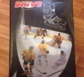 Коньки хоккейные р-р 34 для мальчика
