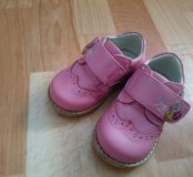 Продам ботинки детские на девочку