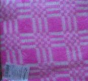 Одеяло байковое новое