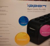 ИБП Ippon Black Comfo Pro New 600 VA