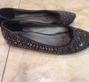 Обувь, балетки