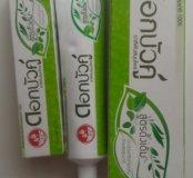 "Зубная паста TWIN LOTUS ""Herbal Original"