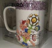 Коллекционная кружка Euro 2012