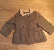 Пальто детское , Zara,