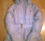 Куртка зимняя,46-48 размер ,новая