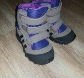 Новые детские ботиночки Adidas