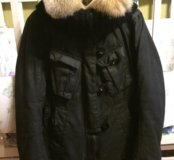 Парка-куртка-жилетка