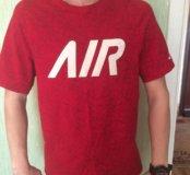 Мужская футболка NIKE AIR