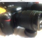 Фотоаппарат NIKON 90D , объектив 105