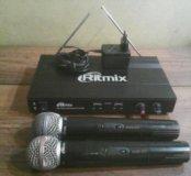 Микрофонная система Ritmix RWM-221